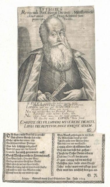 Dicastus, Georgius