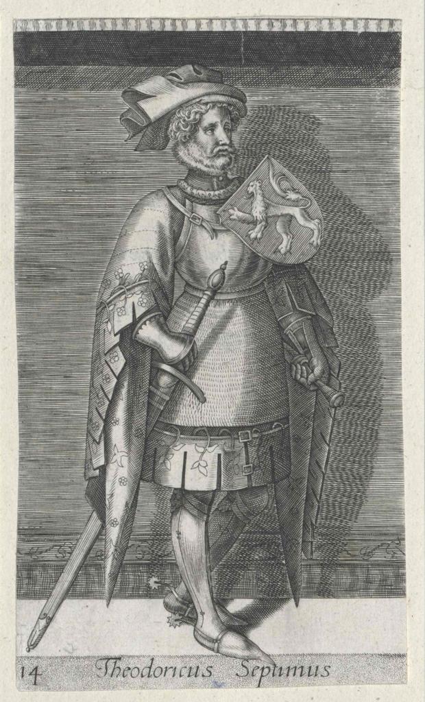 Dietrich VII., Graf von Holland