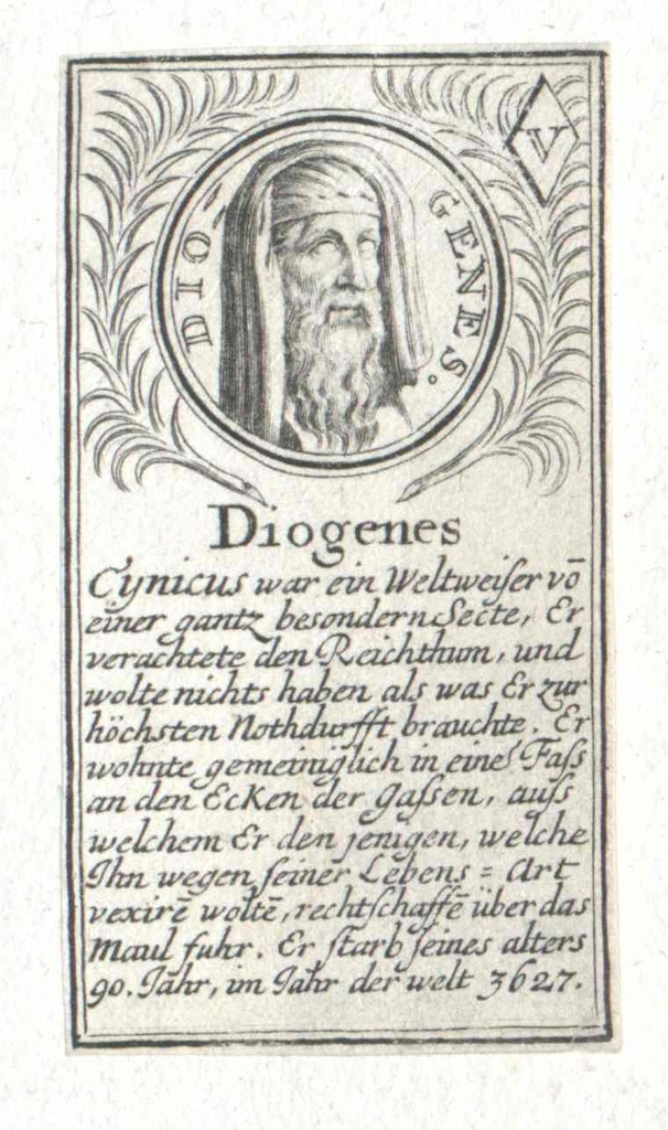 Diogenes Von Sinope Picryl Public Domain Image