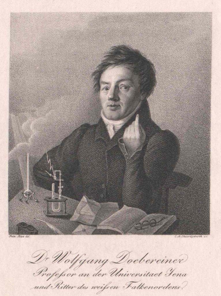 Döbereiner, Johann Wolfgang