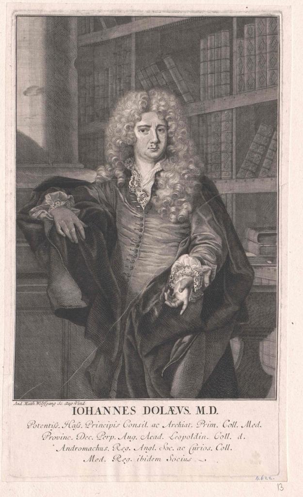 Doläus, Johann