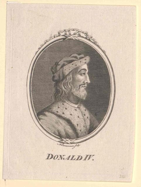 Donald IV., König von Schottland