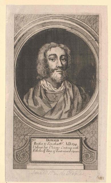 Donald V., König von Schottland