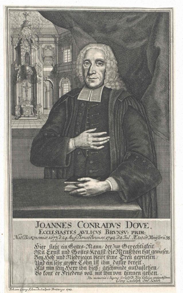 Dove, Johann Konrad