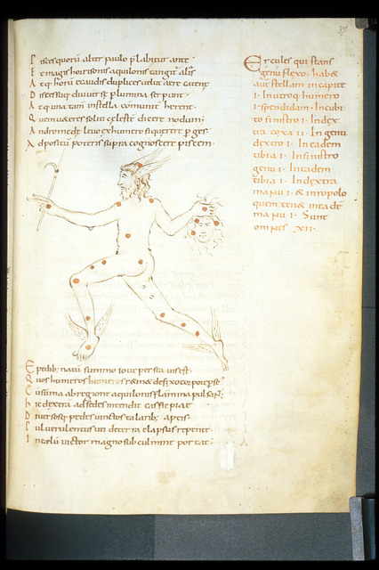 Drawing from BL Harley 2506, f. 37