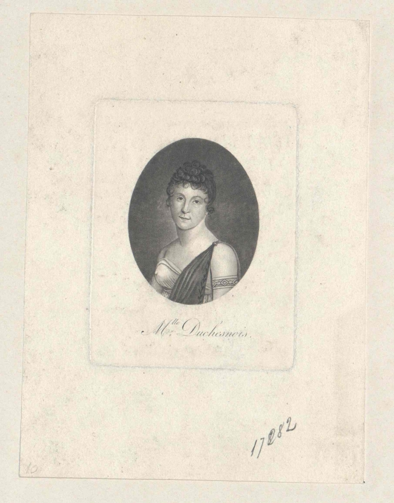 Duchesnois, Catherine Josèphine