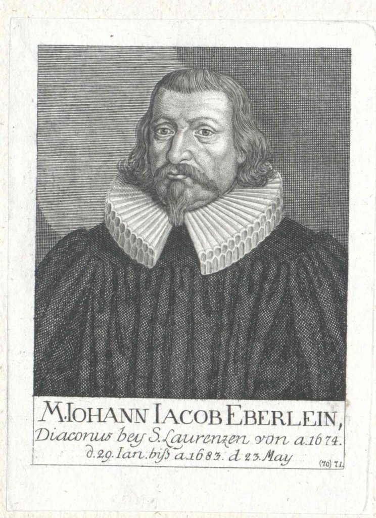 Eberlein, Johann Jakob