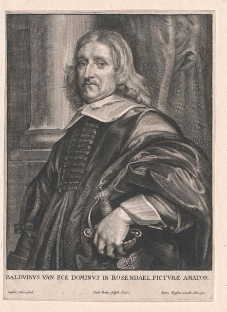Eck, Balduin van