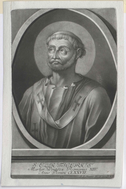 Eleutherius, papa