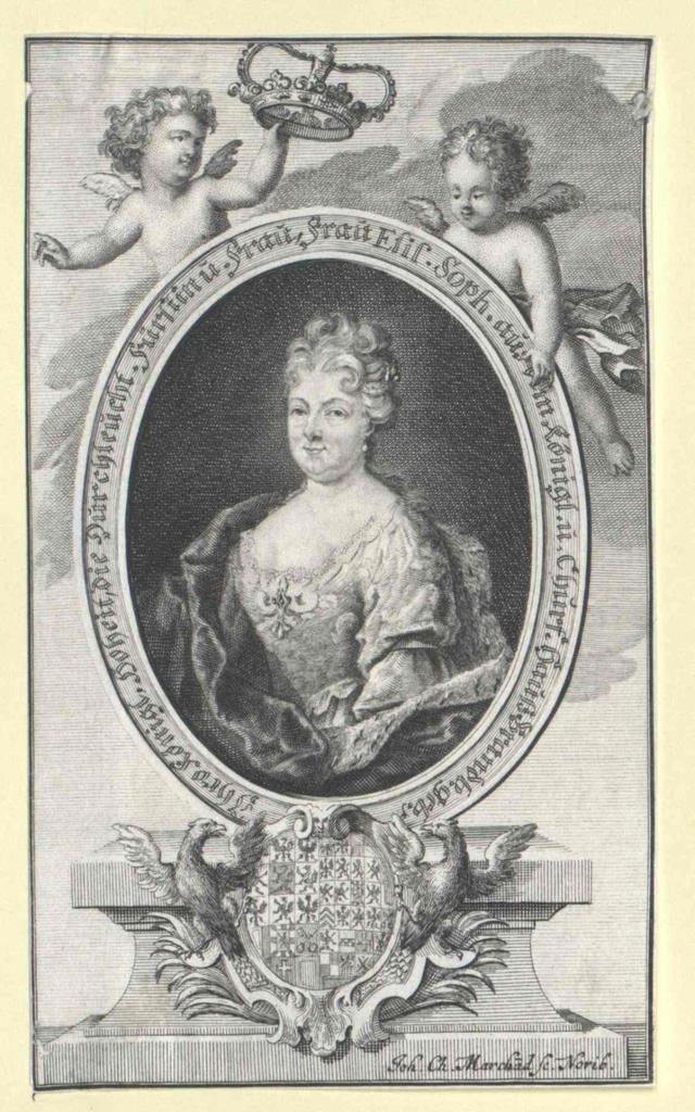 Elisabeth Sophie, Prinzessin von Brandenburg
