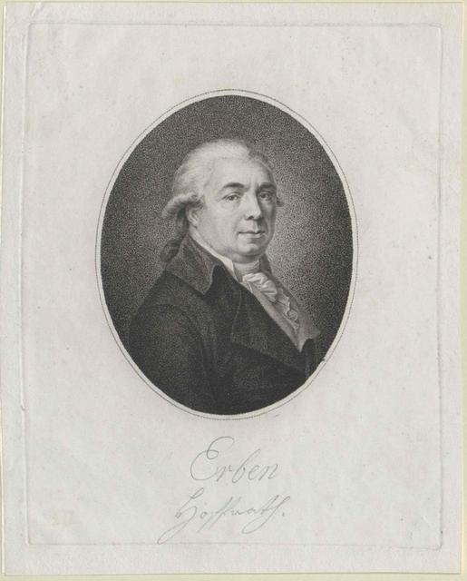 Erben, Johann Josef Freiherr