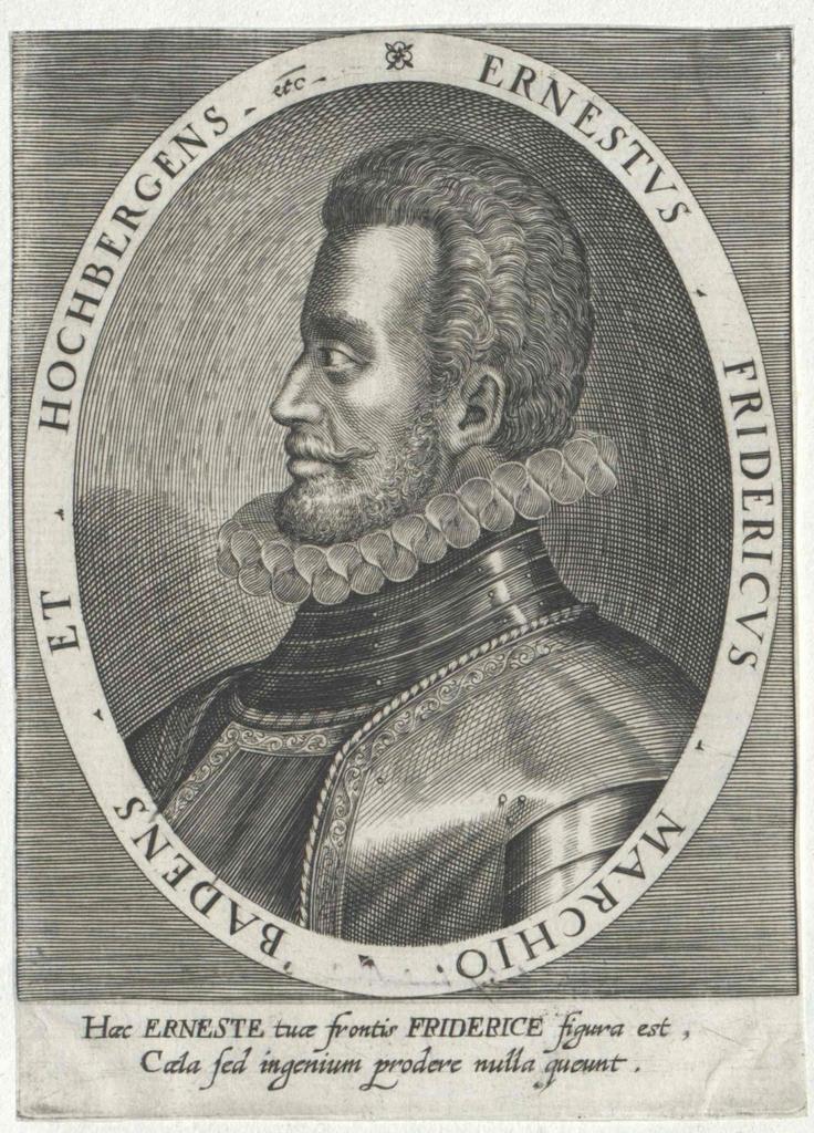 Ernst Friedrich, Markgraf von Baden-Durlach