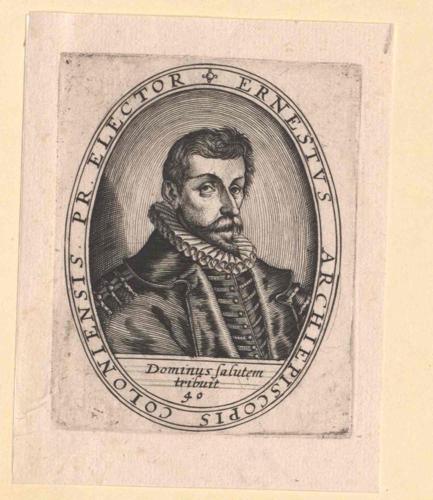 Ernst, Herzog von Bayern, Kurfürst von Köln