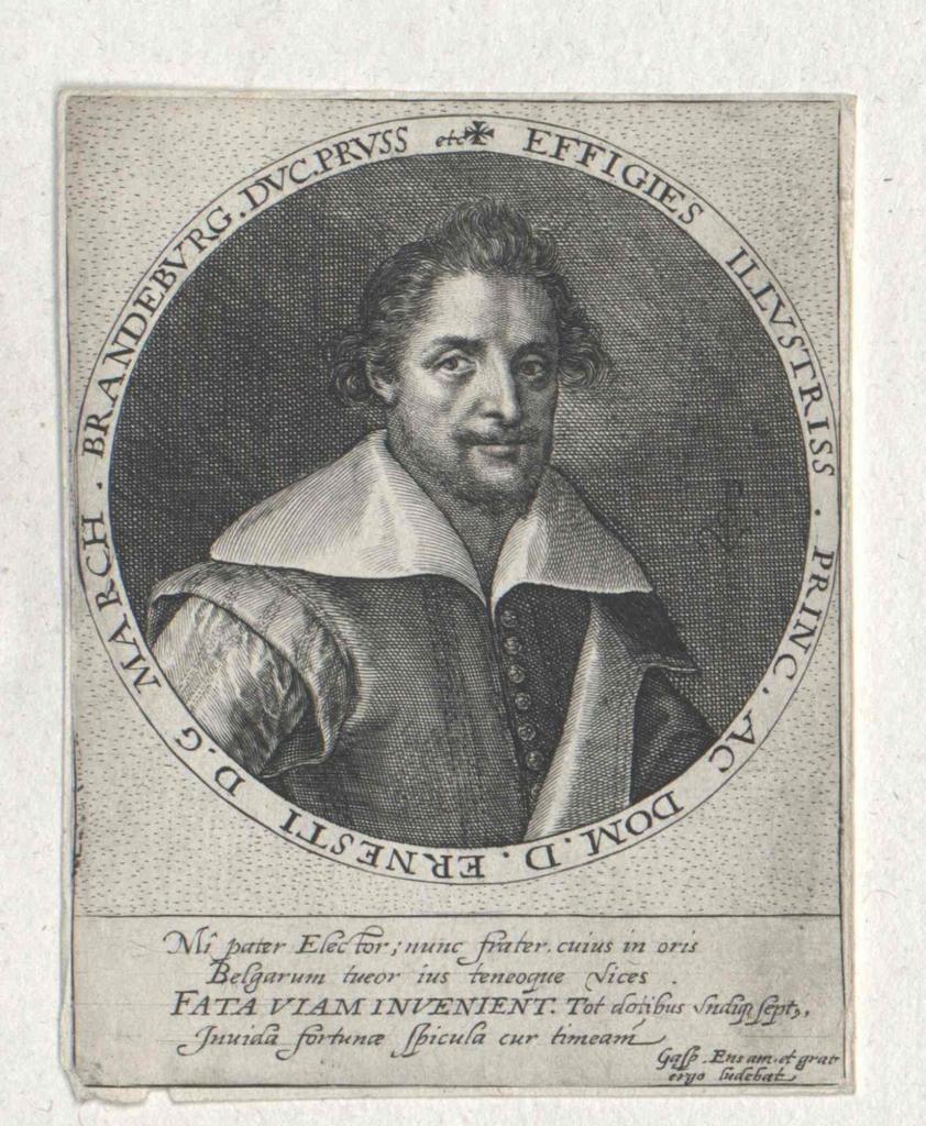 Ernst, Markgraf von Brandenburg