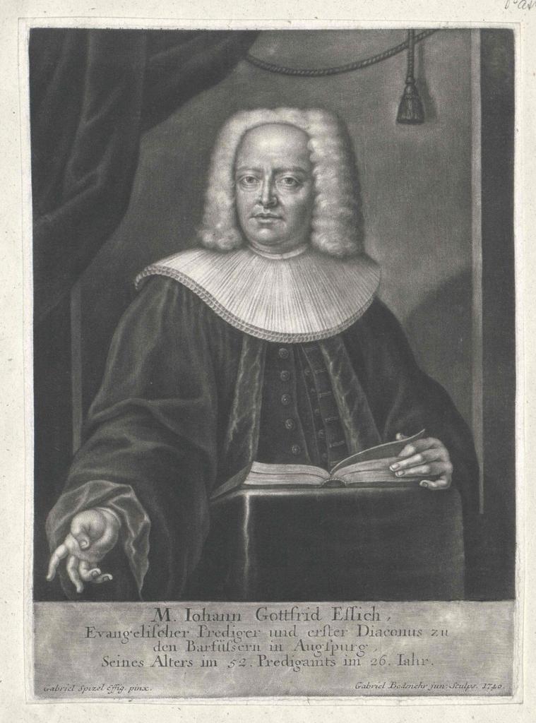 Essich, Johann Gottfried