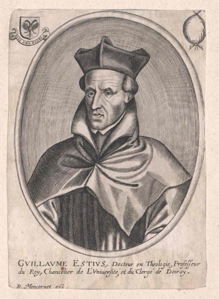 Estius, Guillaume