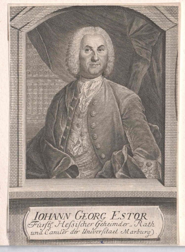 Estor, Johann Georg