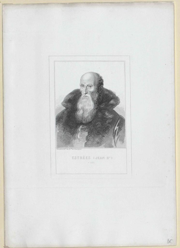 Estrées, Jean Marquis d'