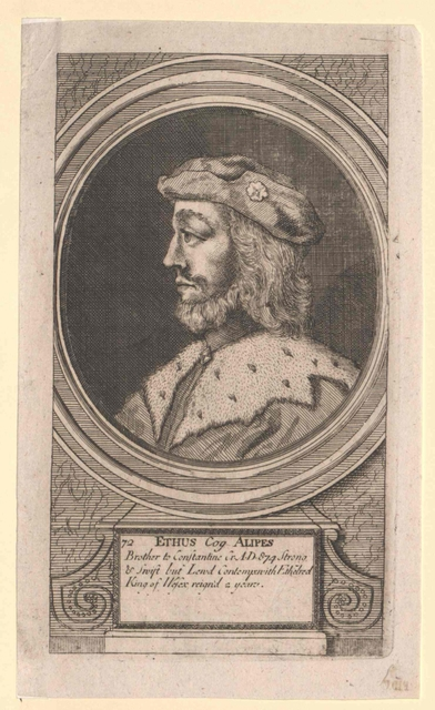Ethus, König von Schottland