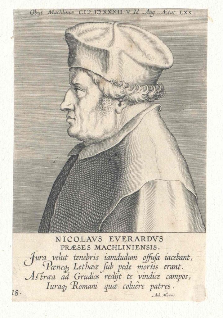 Everardus, Nicolaus