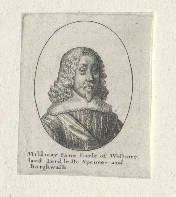 Fane, 2. Earl of Westmorland, Mildmay