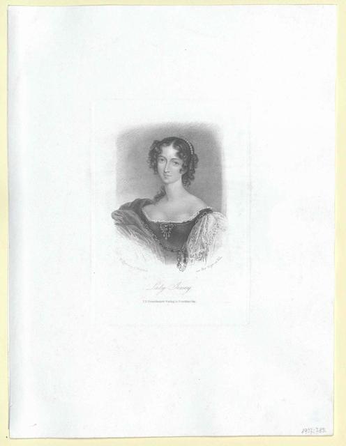 Fane, Sarah Sophia Lady