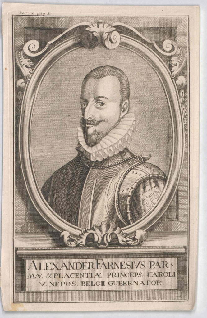 Farnese, Alessandro