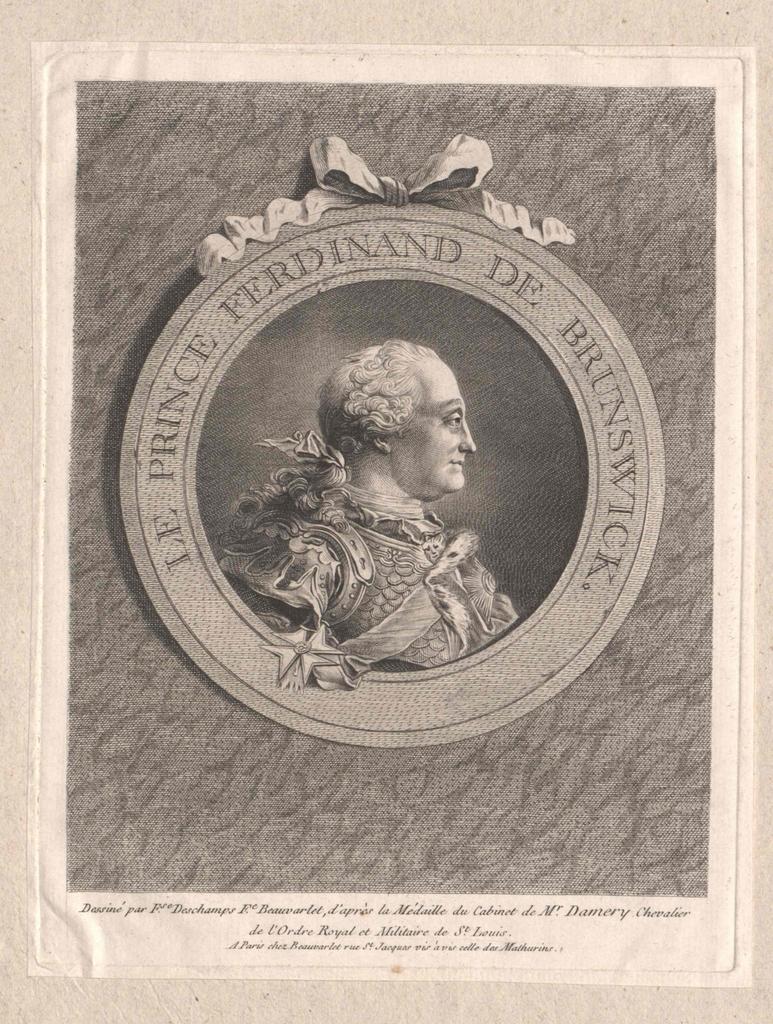Ferdinand, Herzog von Braunschweig-Wolfenbüttel