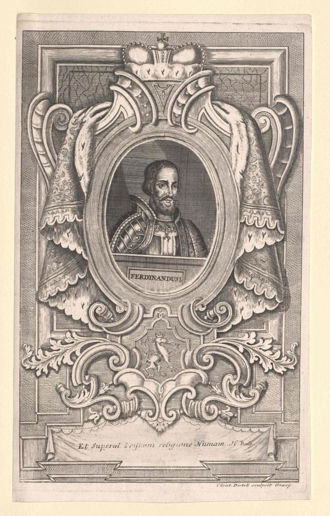 Ferdinand I., römisch-deutscher Kaiser