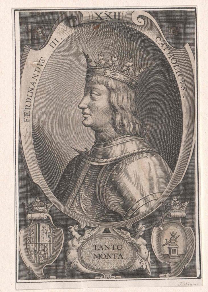 Ferdinand II., der Katholische, König von Aragon