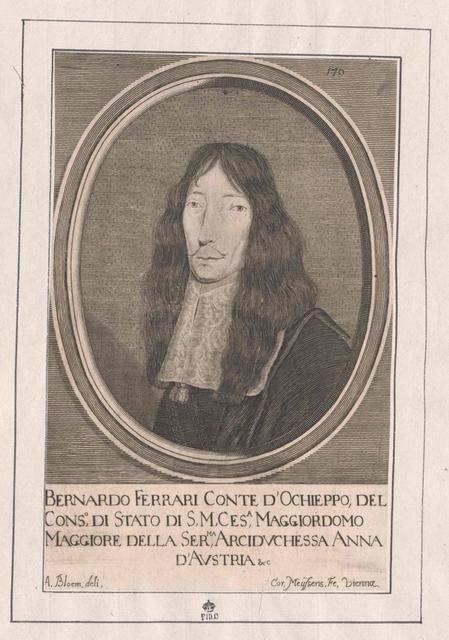 Ferrari, Conte d'Occhieppo, Girolamo Bernardo