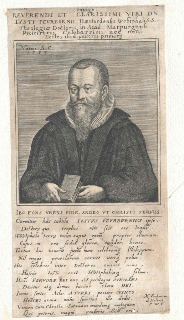 Feuerborn, Justus