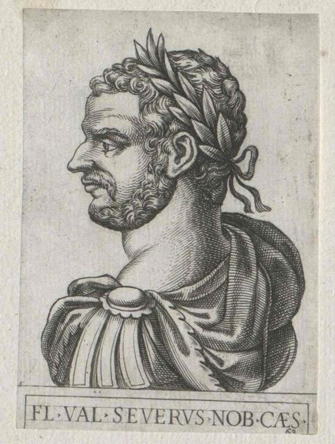 Flavius Valerius Severus, römischer Kaiser