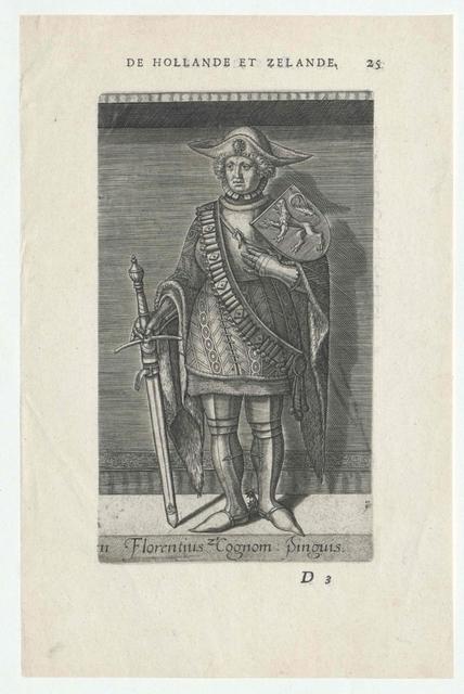 Florenz II., Graf von Holland