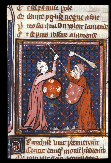 Franchise and Dangier from BL Stowe 947, f. 110