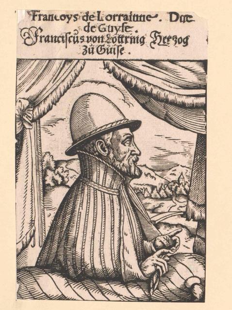 Franz I. von Lothringen, Herzog von Guise