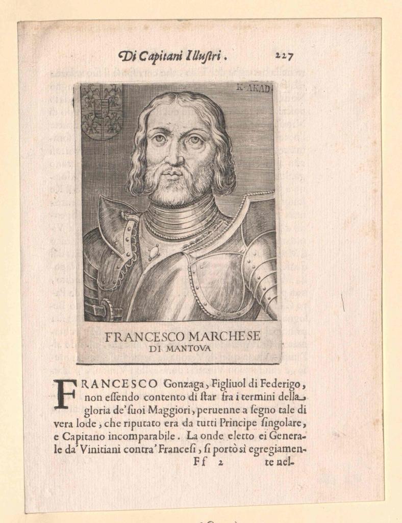 Franz II. Gonzaga, Markgraf von Mantua