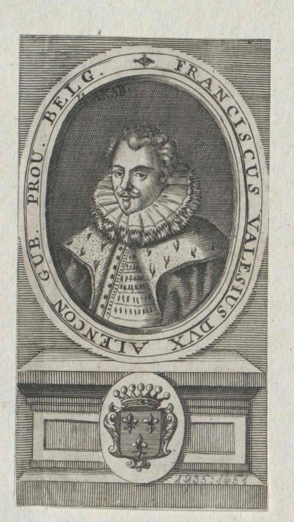 Franz von Frankreich, Herzog von Alencon und Anjou