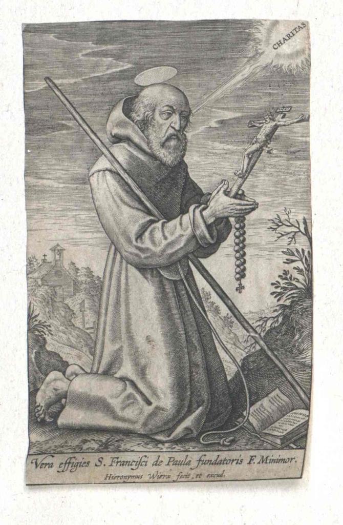 Franz von Paula, Heiliger