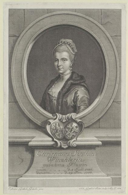Freg, Christiana Sophia