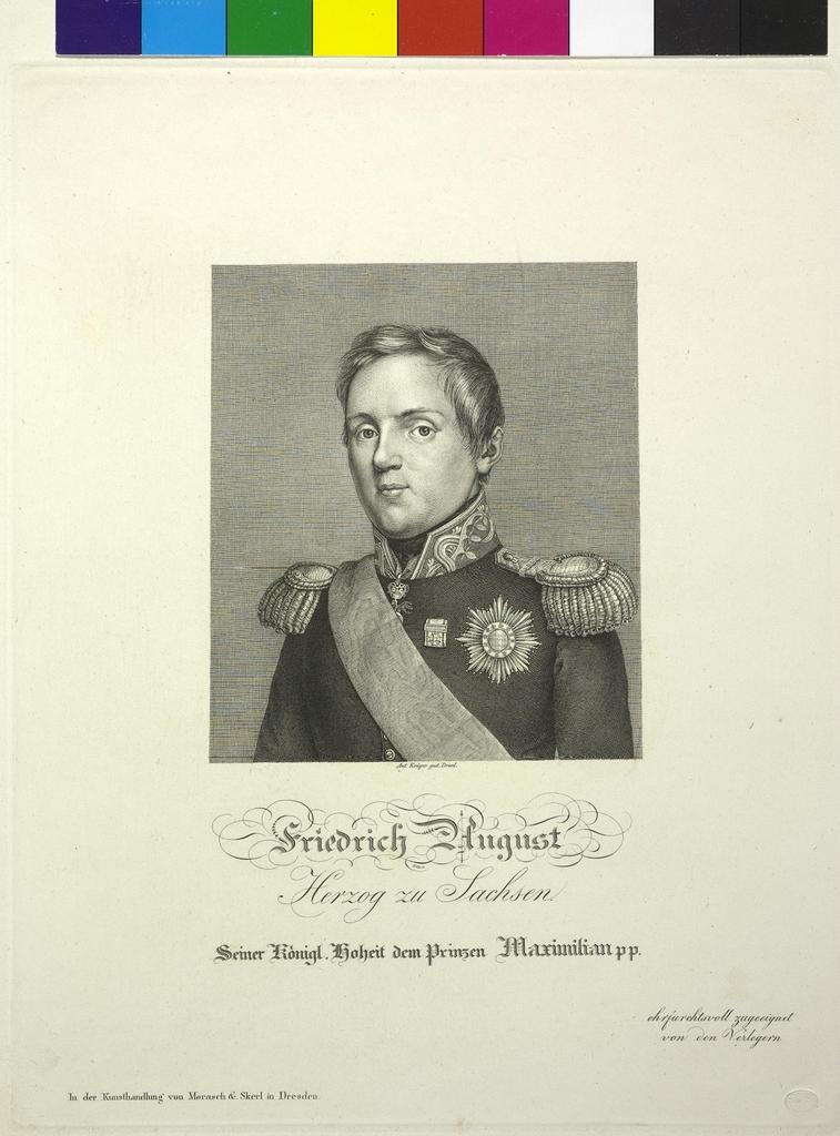 Friedrich August II., König von Sachsen