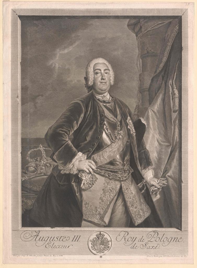 Friedrich August II., Kurfürst von Sachsen