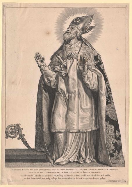 Friedrich, Heiliger Bischof von Utrecht