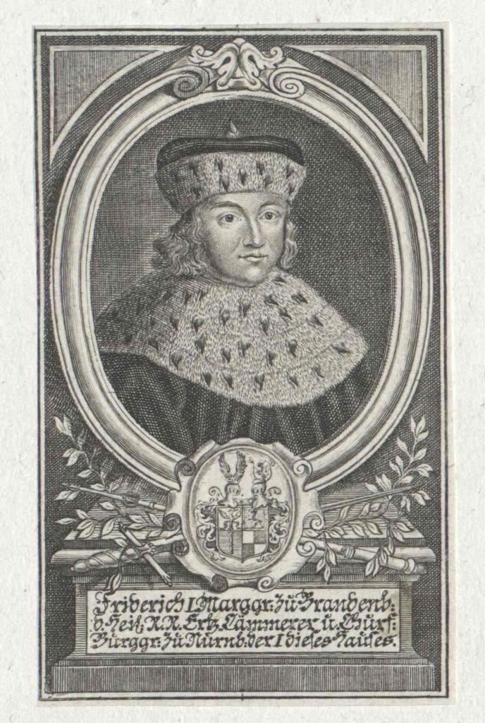Friedrich I., Kurfürst von Brandenburg