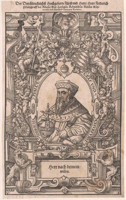 Friedrich II. der Weise, Kurfürst von der Pfalz