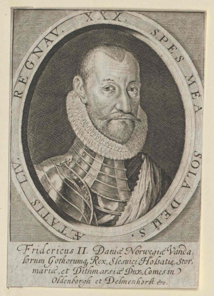 Friedrich II., König von Dänemark