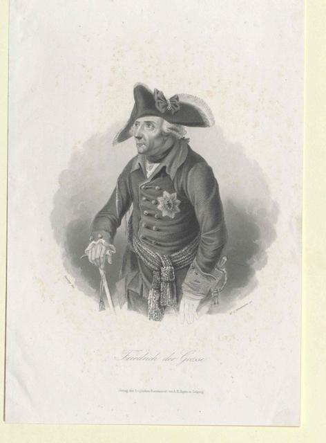 Friedrich II., König von Preussen