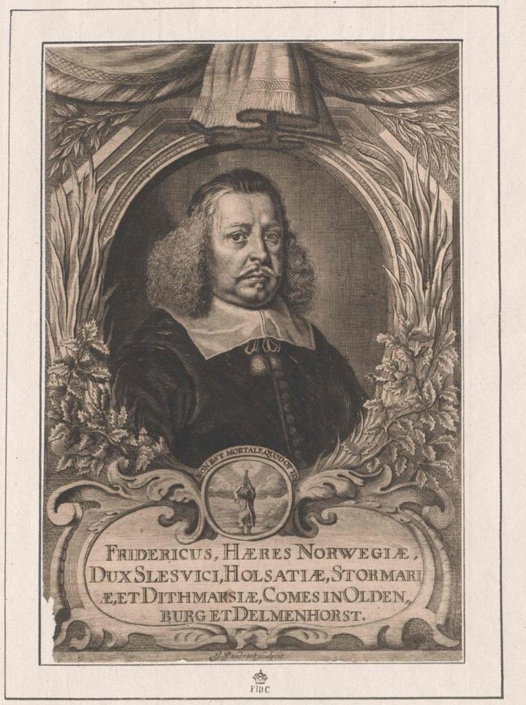 Friedrich III., Herzog von Holstein-Gottorp