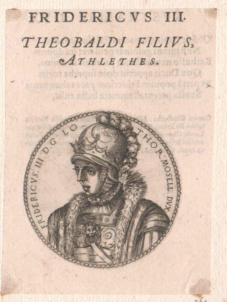 Friedrich III., Herzog von Lothringen