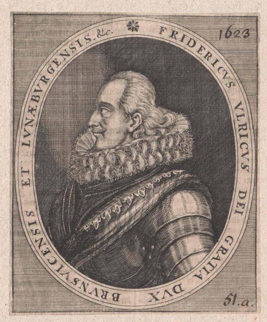 Friedrich Ulrich, Herzog von Braunschweig-Wolfenbüttel